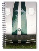 2005 Jaguar Xkr Stirling Moss Signature Edition Spiral Notebook