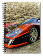 2007 Mongoose Spiral Notebook