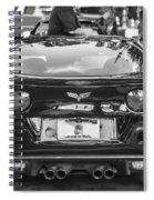 2010 Chevrolet Corvette Grand Sport Spiral Notebook