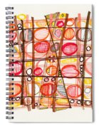 2012 Drawing #32 Spiral Notebook