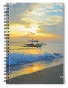 2013 12 26 02 A Sunset Spiral Notebook