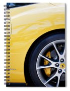 2013 Ferrari Pd Spiral Notebook