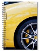 2013 Ferrari Spiral Notebook