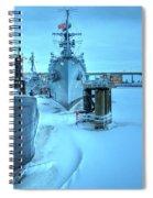 2014 Naval Park Spiral Notebook