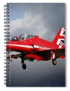 2015 Red Arrows  Spiral Notebook