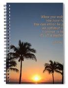 207- Harvey Mackay Spiral Notebook