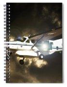 208 Light Spiral Notebook