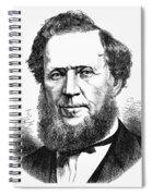 Brigham Young (1801-1877) Spiral Notebook