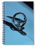 Half Moon Bay Hs Show Spiral Notebook