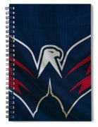 Washington Capitals Spiral Notebook