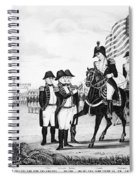 Yorktown: Surrender, 1781 Spiral Notebook