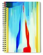 Abstract Series Iv Spiral Notebook