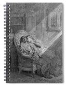 Dor� The Raven, 1882 Spiral Notebook