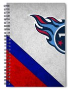 Tennessee Titans Spiral Notebook
