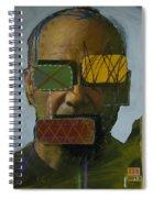 2262 Spiral Notebook