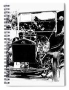 23 Ford Spiral Notebook
