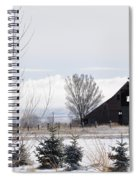 Idaho Falls Spiral Notebook