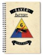 231 Afa  Spiral Notebook