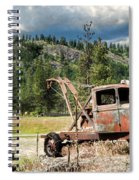 24 7 365 Towing Spiral Notebook