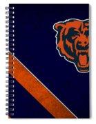 Chicago Bears Spiral Notebook
