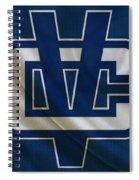 Vancouver Canucks Spiral Notebook