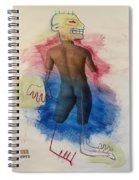 2546 Spiral Notebook