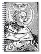 Martin Luther (1483-1546) Spiral Notebook