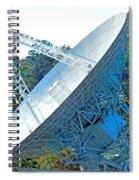 26 West Antenna Filtered Spiral Notebook
