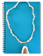 Aphrodite Gamelioi Necklace Spiral Notebook
