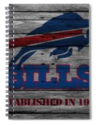 Buffalo Bills Spiral Notebook