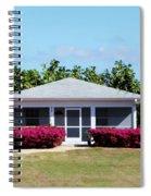 27 Cottage Spiral Notebook