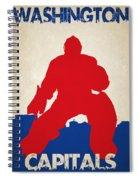 Washington Capitals Spiral Notebook