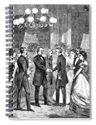 Andrew Johnson (1808-1875) Spiral Notebook