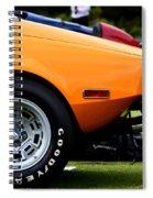 Hillsborough Spiral Notebook