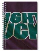 Anaheim Ducks Spiral Notebook