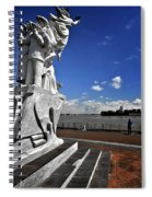 2c Or Not 2c Spiral Notebook