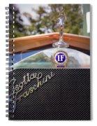 1922 Isotta-fraschini Spiral Notebook