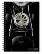 1933 Indian Four Spiral Notebook