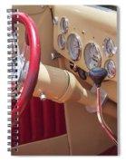 1936 Ford Cabriolet  Spiral Notebook