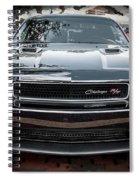 2013 Dodge Challenger  Spiral Notebook