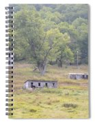 Abandonment Spiral Notebook