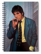 Al Pacino 2 Spiral Notebook
