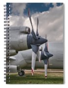 3 And 4 Spiral Notebook