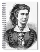 Ann Eliza Young (1844-1925) Spiral Notebook