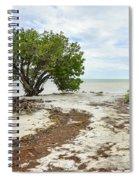Anne's Beach-3 Spiral Notebook