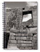 Architecture Spiral Notebook