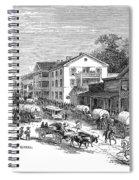 Arkansas Hot Springs Spiral Notebook