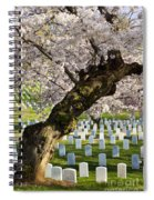 Arlington National Cemetary Spiral Notebook