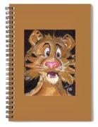 Tiger Art Spiral Notebook