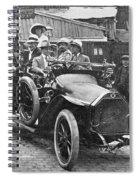 Automobile, C1915 Spiral Notebook